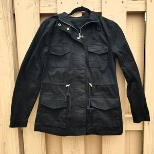 🔺️Last One! Black Utility Jacket